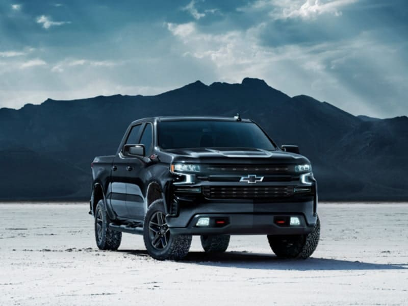2022 Chevrolet Silverado ZR2 Joins the Model Lineup in the Fall_photo