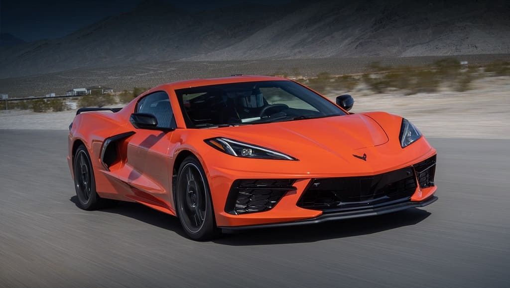 Chevrolet Corvette C8 is Put Heavy Markups on by Dealers_1