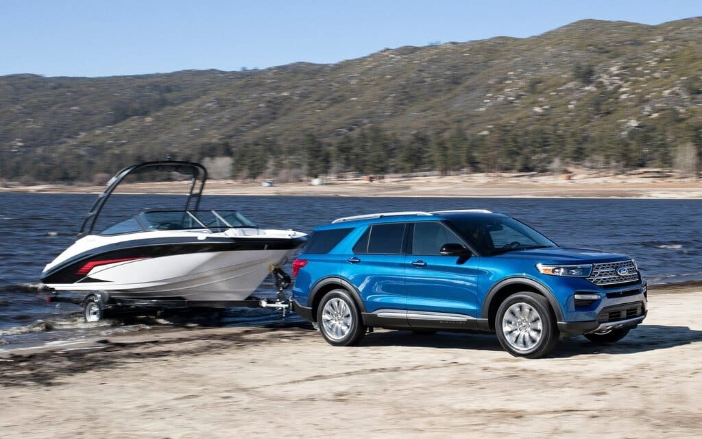 Ford Explorer Is in Jeopardy of a Loss of Steering Control image