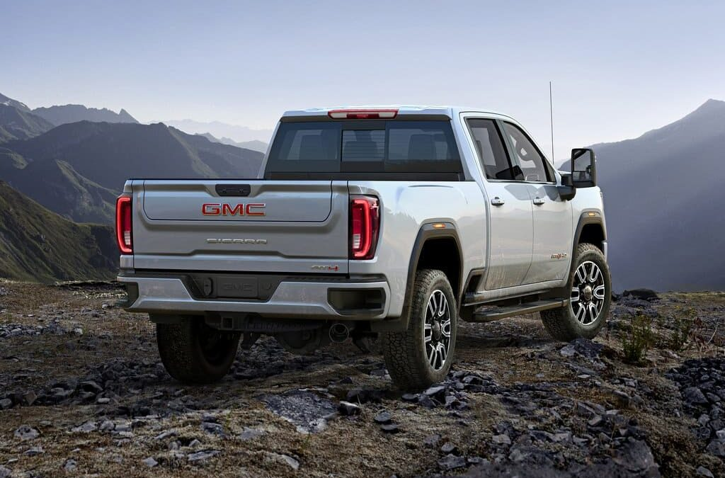 2022 GMC Sierra Will Have Short Life but Significant Upgrades_photo