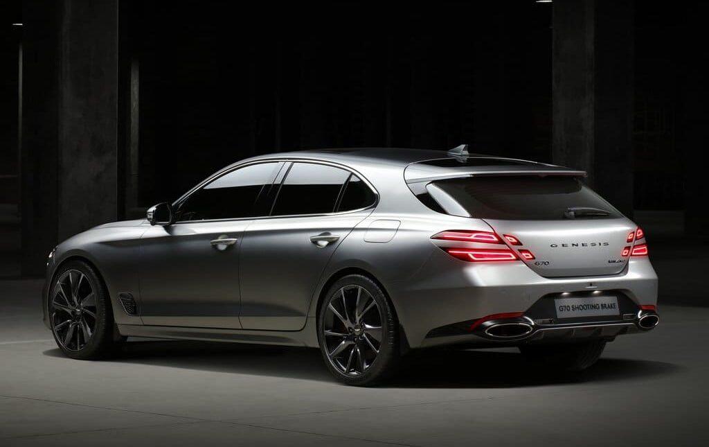 Genesis G70 Shooting Brake Is Expected to Outsell Sedan_photo