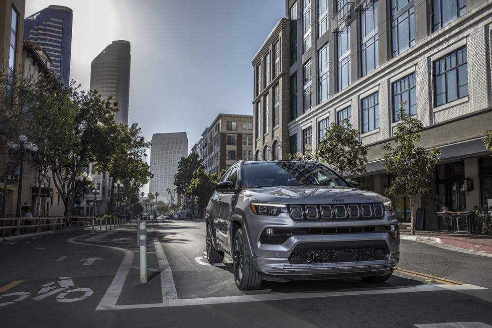 2022 Jeep Compass Debuts at the 2021 Chicago Auto Show_1