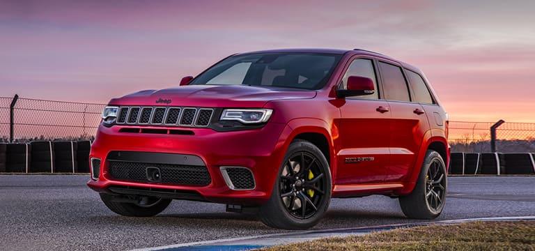 Jeep Grand Cherokee Trackhawk with a HEMI Hellcat V8 Ends Its Life_1