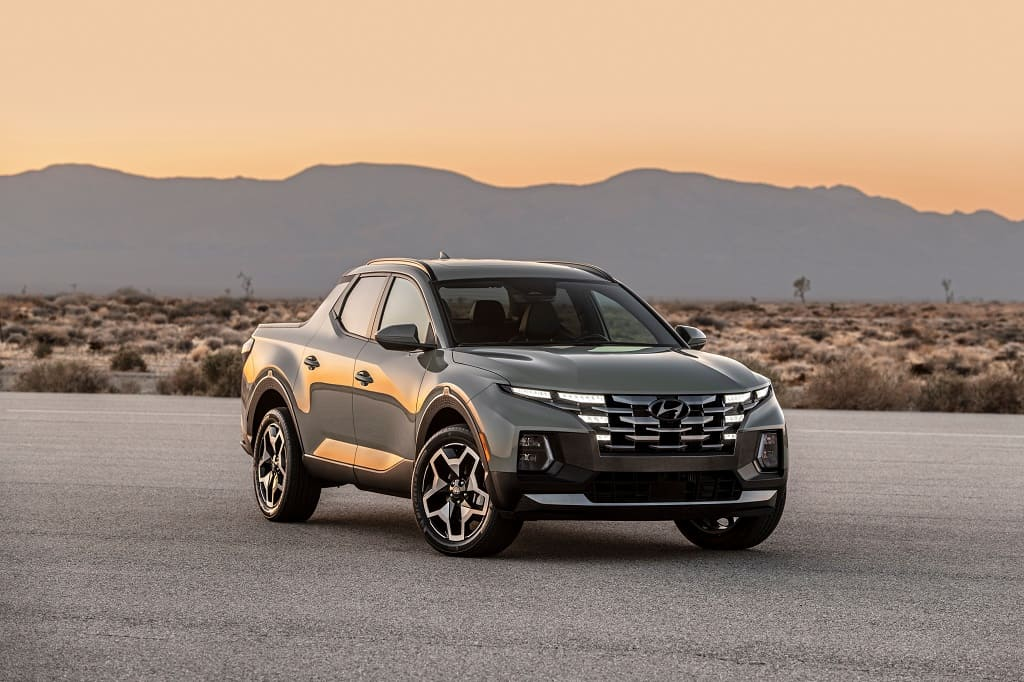 2022 Hyundai Santa Cruz Pricing and Packaging Revealed_photo