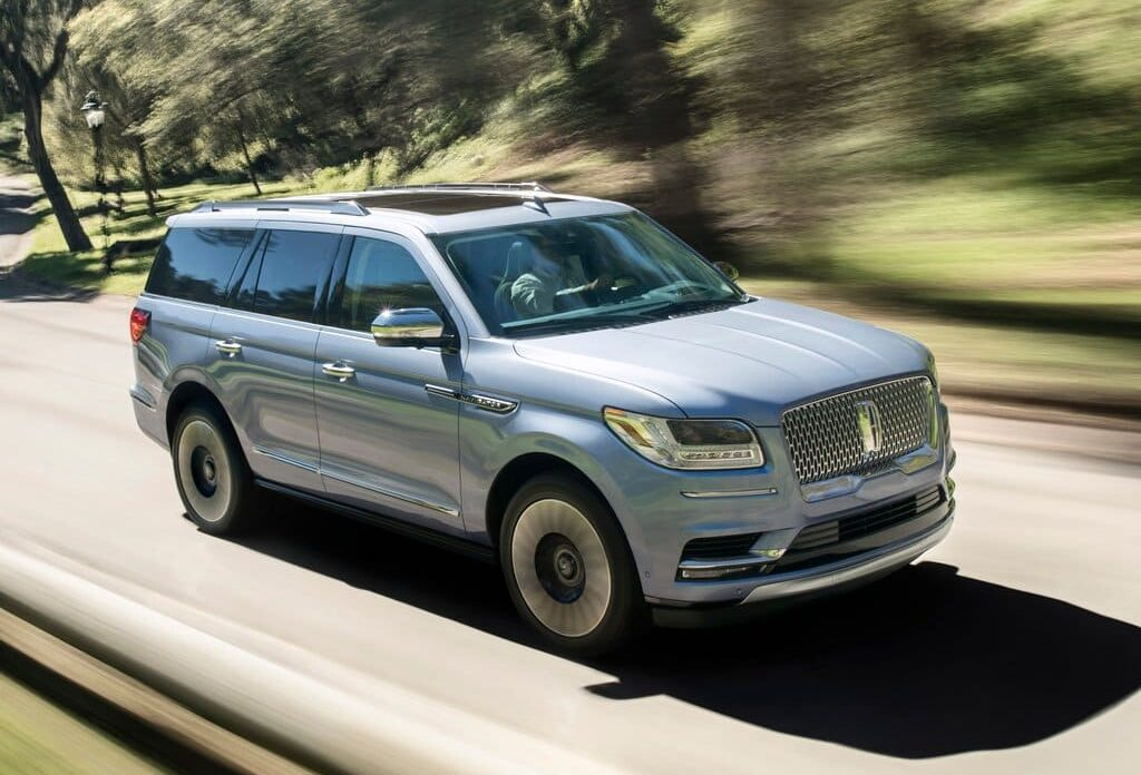 2022 Lincoln Navigator Will Be Unveiled Soon, On Sale in 2nd Half 2021_1