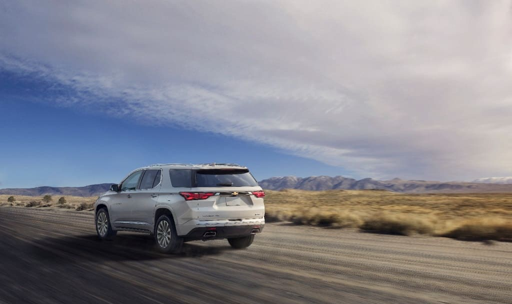 2022 Chevrolet Traverse Prices Announced: More Expensive, Better Equipped_1