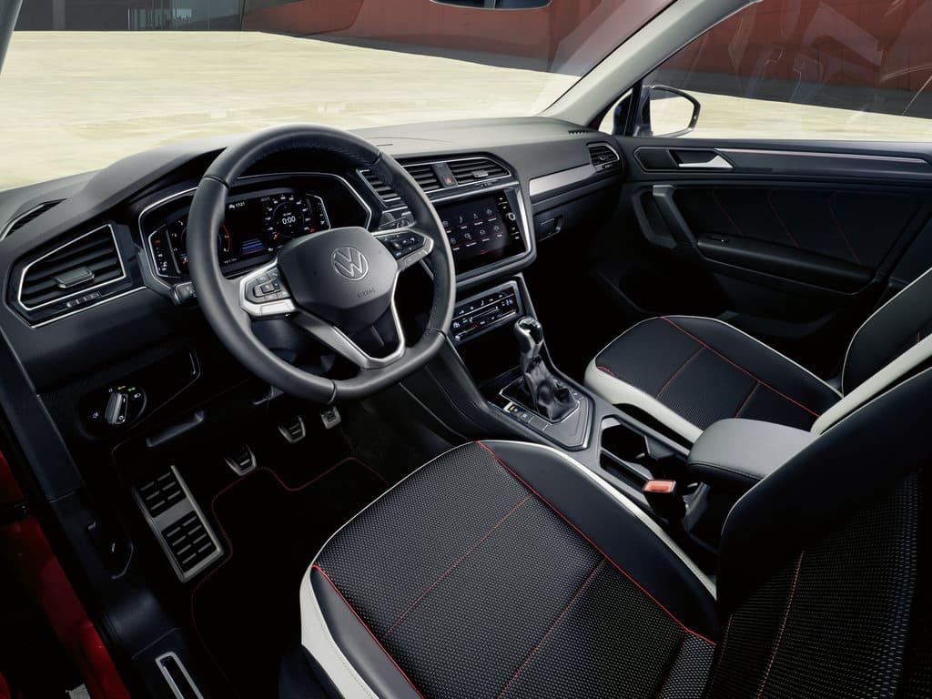 Volkswagen Tiguan Urban Sport image