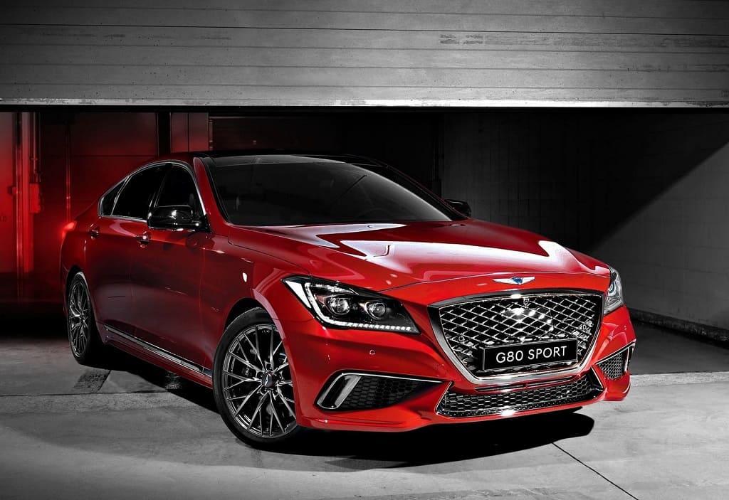 Genesis G80 Sport Premium Sedan is Just a Sport-Styled Model_1