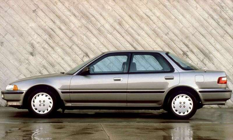 1990 Acura Integra photo