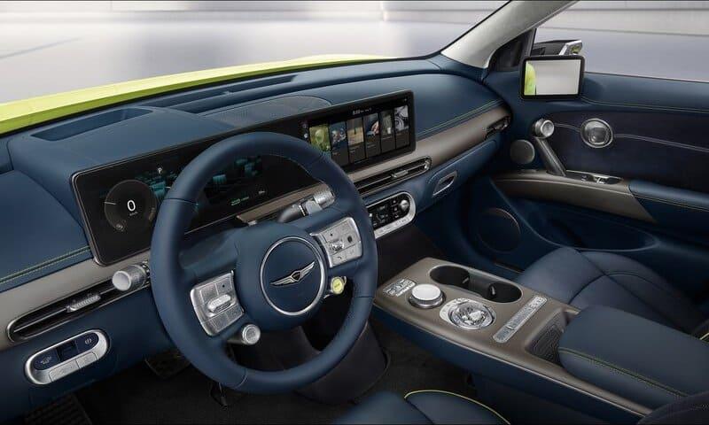 Genesis GV60 Interior image