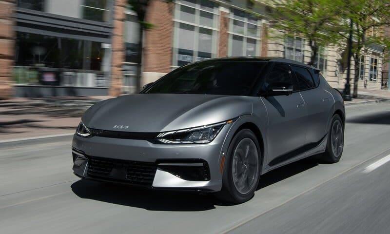 2022 Kia EV6 image