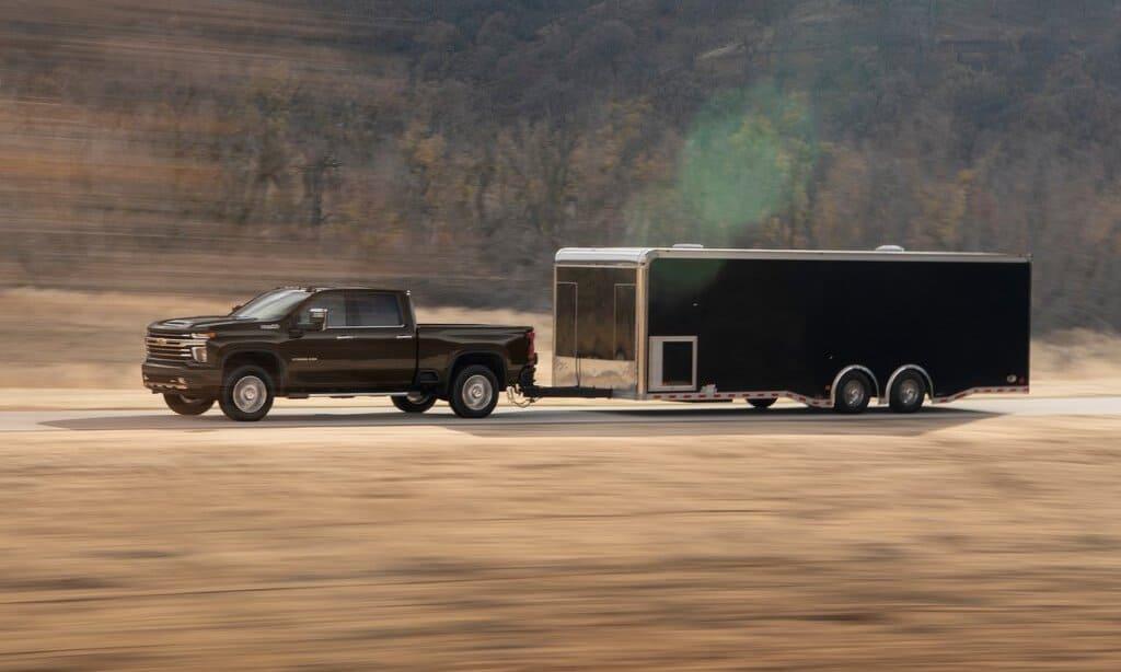 Chevrolet Silverado HD image